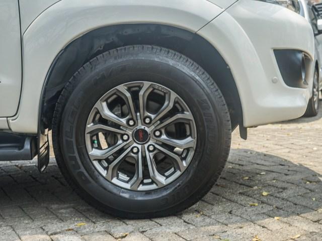Toyota Fortuner Bekas: Solusi Murah untuk 'Naik Kelas' (89186)