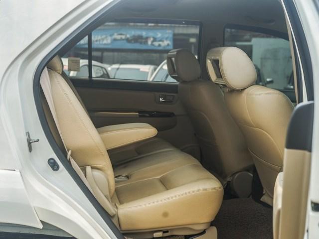 Toyota Fortuner Bekas: Solusi Murah untuk 'Naik Kelas' (89208)