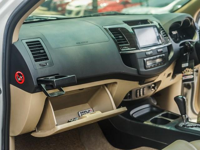Toyota Fortuner Bekas: Solusi Murah untuk 'Naik Kelas' (89203)