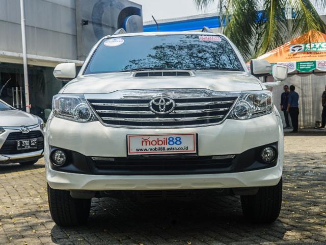 Toyota Fortuner Bekas: Solusi Murah untuk 'Naik Kelas' (89177)