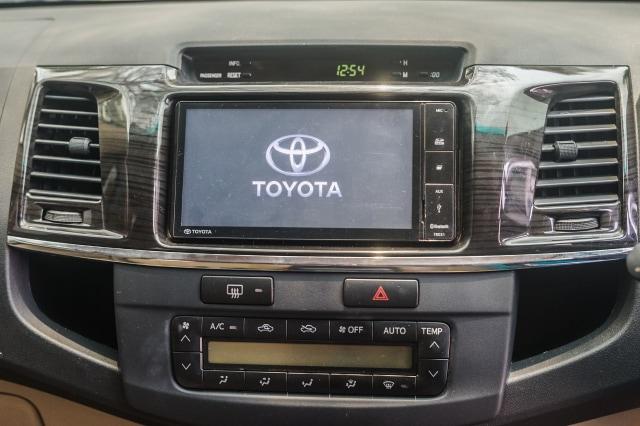 Toyota Fortuner Bekas: Solusi Murah untuk 'Naik Kelas' (89198)