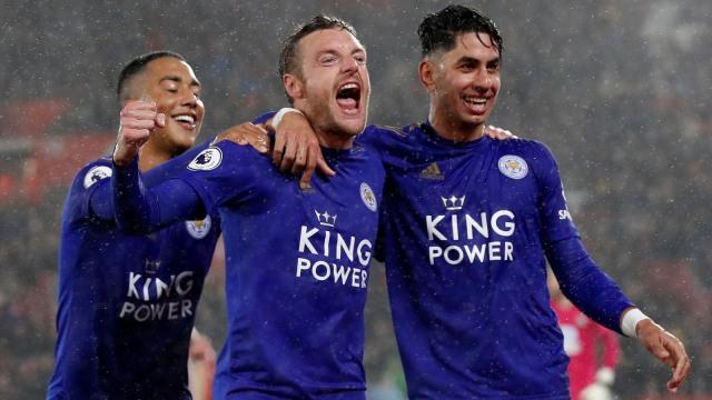 Bersama Brendan Rodgers, Leicester City Terbang Tinggi  (7486)