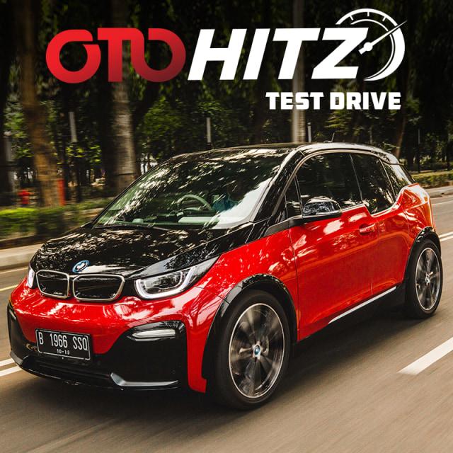 OTOHITZ-Test Drive BMW i3S