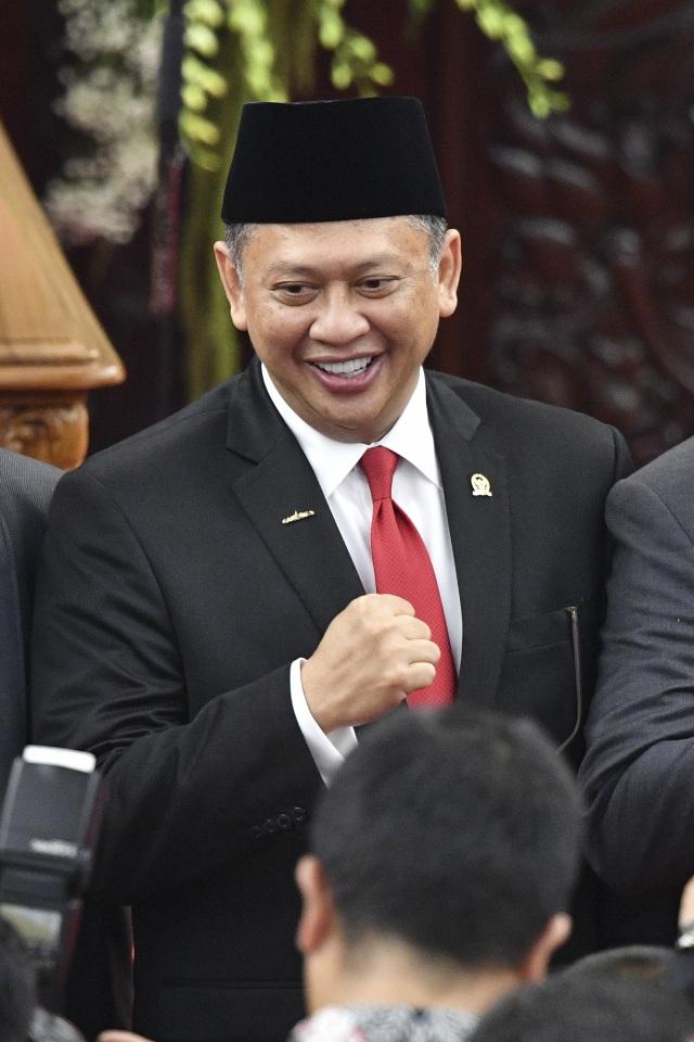 SOKSI, Pemuda Pancasila, FKPPI Dukung Bamsoet Jadi Ketum Golkar (939)