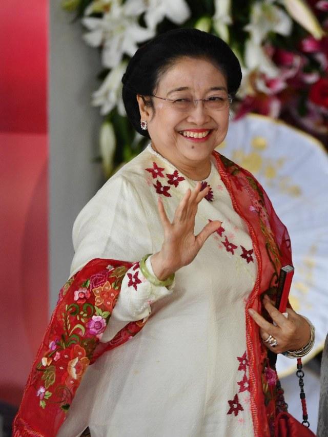 LIPSUS Prabowo, Megawati Soekarnoputri, POTRAIT