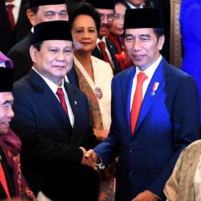 LIPSUS Prabowo, Pelantikan Menteri, NOTCOV