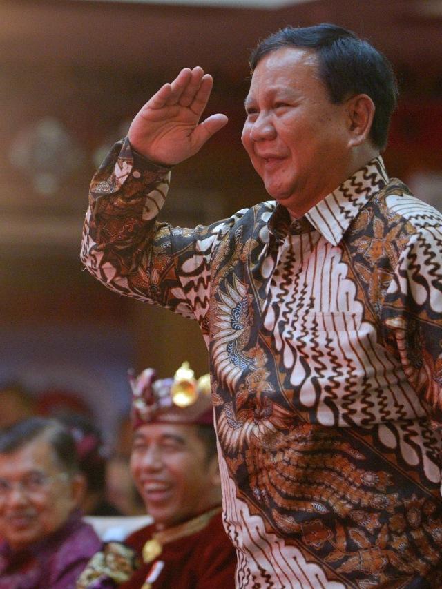 LIPSUS Prabowo, Pertemuan Prabowo Jokowi, PDIP, POTRAIT