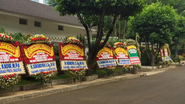 Menteri Baru Kabinet Indonesia Maju Belum Tempati Rumah Dinas (94563)