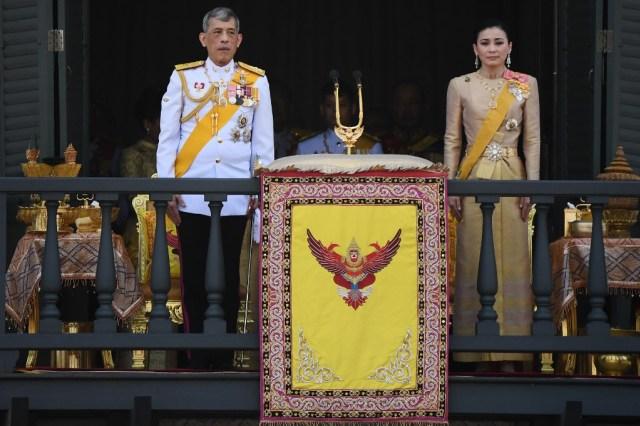 Kisah Cinta Penuh Skandal Raja Thailand dengan 5 Wanita (168024)
