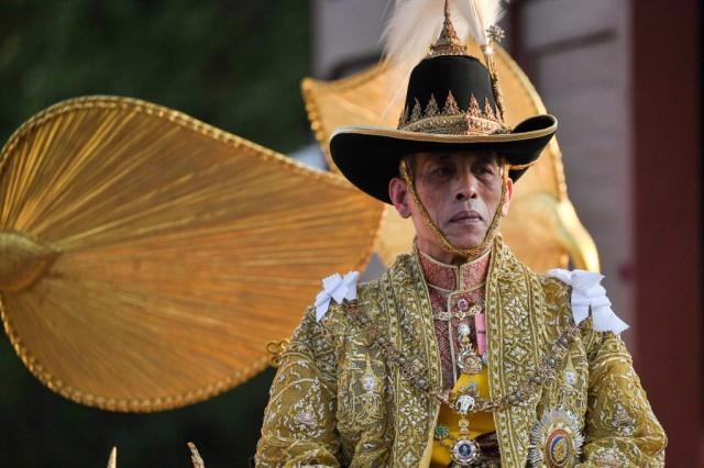 Kisah Cinta Penuh Skandal Raja Thailand dengan 5 Wanita (168022)