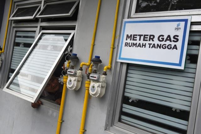 Hutama Karya Dapat Proyek Baru Garap Jaringan Gas Rumah Tangga di Jawa Timur (275618)
