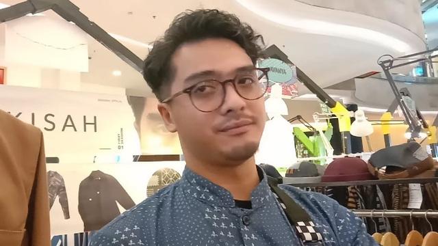Ricky Harun, Bintang Sinetron Ganteng-ganteng Serigala, Jadi Komisaris HK Metals (49403)