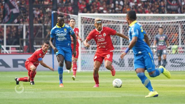 5 Fakta dan Data Jelang Laga Persib vs Persija di Liga 1 2019 (135751)