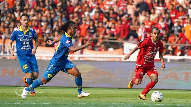 5 Fakta dan Data Jelang Laga Persib vs Persija di Liga 1 2019 (135750)