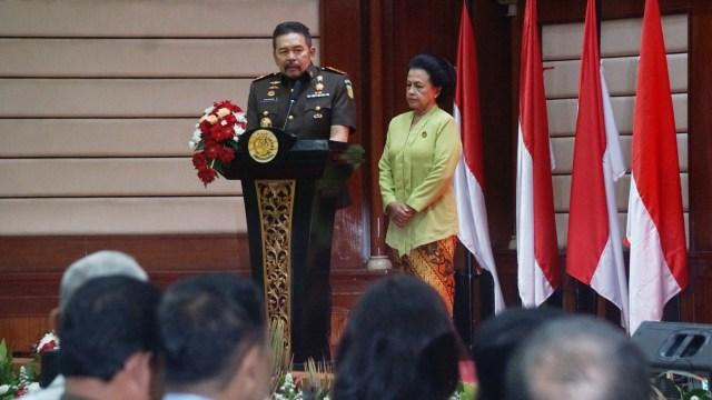 Foto: Serah Terima Jabatan Jaksa Agung dari Prasetyo ke ST Burhanuddin (59273)