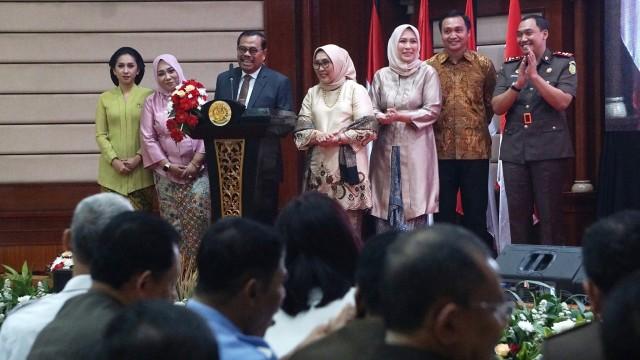 Foto: Serah Terima Jabatan Jaksa Agung dari Prasetyo ke ST Burhanuddin (59266)