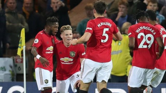 Nemanja Matic: McTominay Bisa Jadi Legenda Manchester United (775327)