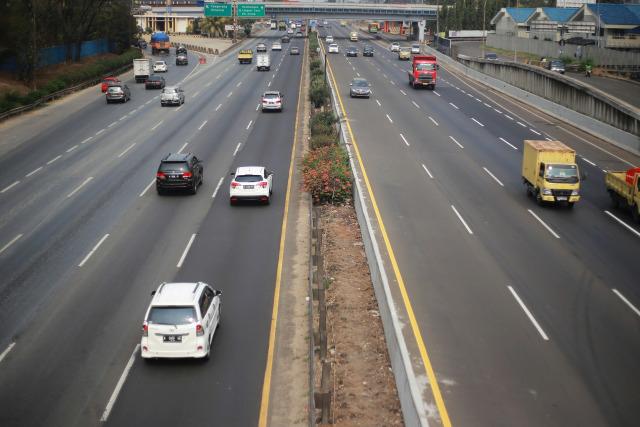 Jalan Tol Jakarta-Tangerang