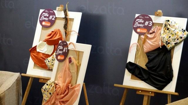 Elzatta & Citra Kirana Luncurkan Koleksi Hijab untuk Perempuan Aktif (436910)