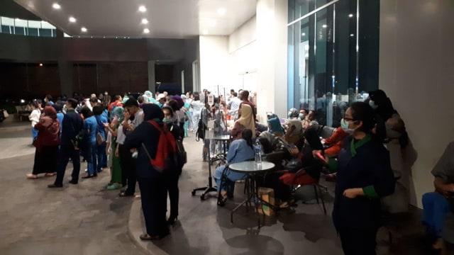 Mayapada Hospital kebakaran