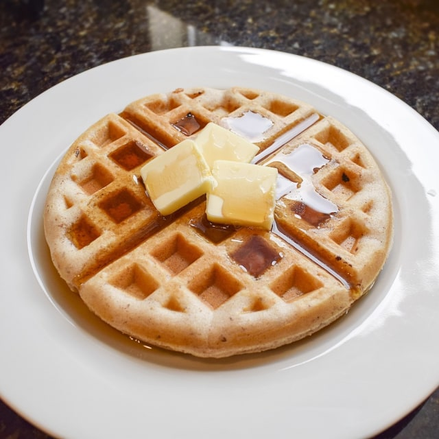 American waffle.