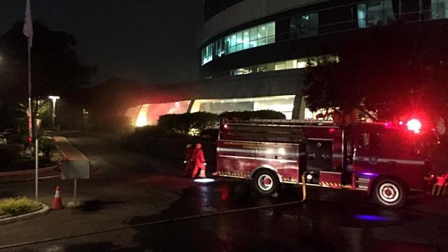 Polisi Pastikan Tak Ada Korban Jiwa Akibat Kebakaran di RS Mayapada (136452)