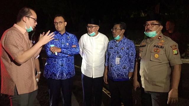 Polisi Pastikan Tak Ada Korban Jiwa Akibat Kebakaran di RS Mayapada (136454)