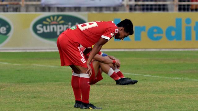 Perseru Badak Lampung FC vs Persipura Jayapura, Liga 1