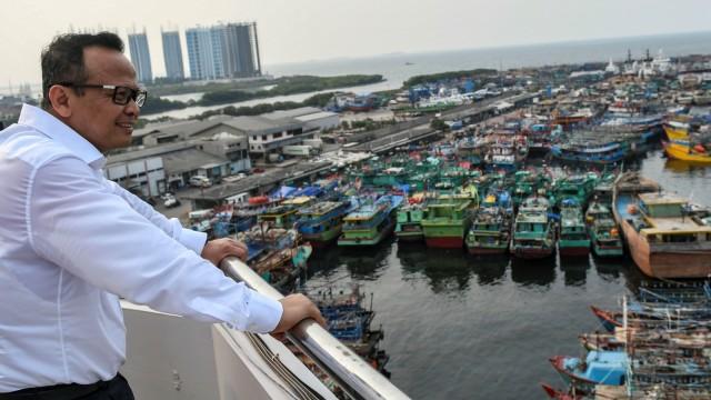 Gerindra: Menteri KKP Edhy Pilih Bagikan Kapal Agar Nelayan Tersenyum (307113)