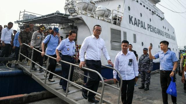 Edhy Prabowo, Pelabuhan Muara baru