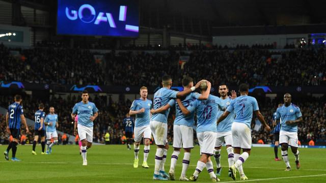 Guendogan: Manchester City Tak Mampu Kejar Liverpool  (284863)