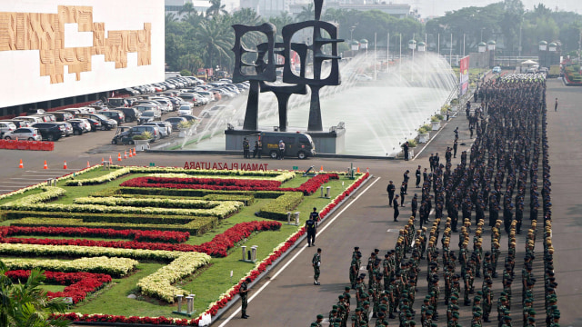 PDIP: Jokowi Tak Seharusnya Emosional Tolak Amandemen UUD 1945 (1245626)