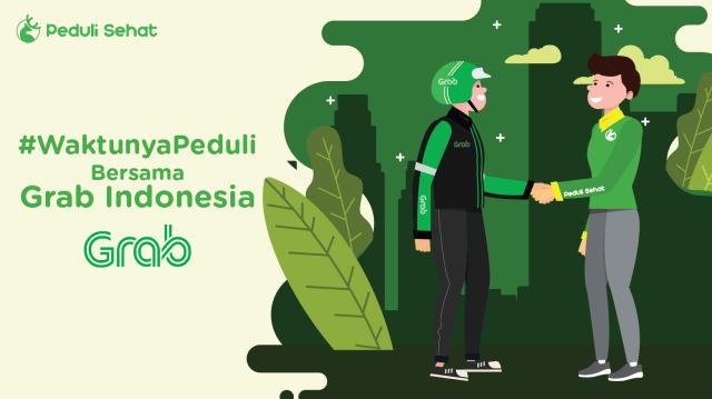Bisa Donasi dengan Reward Point, Pedulisehat.id Gandeng Grab Indonesia (163208)
