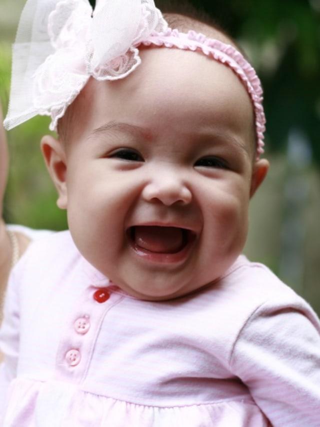 bayi perempuan - POTRAIT