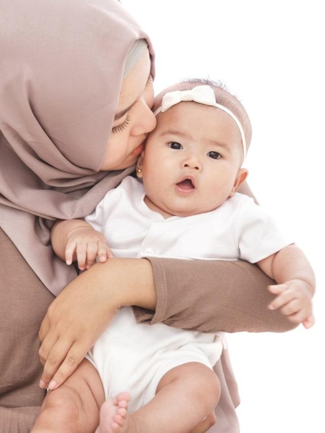 ibu dan bayi - POTRAIT