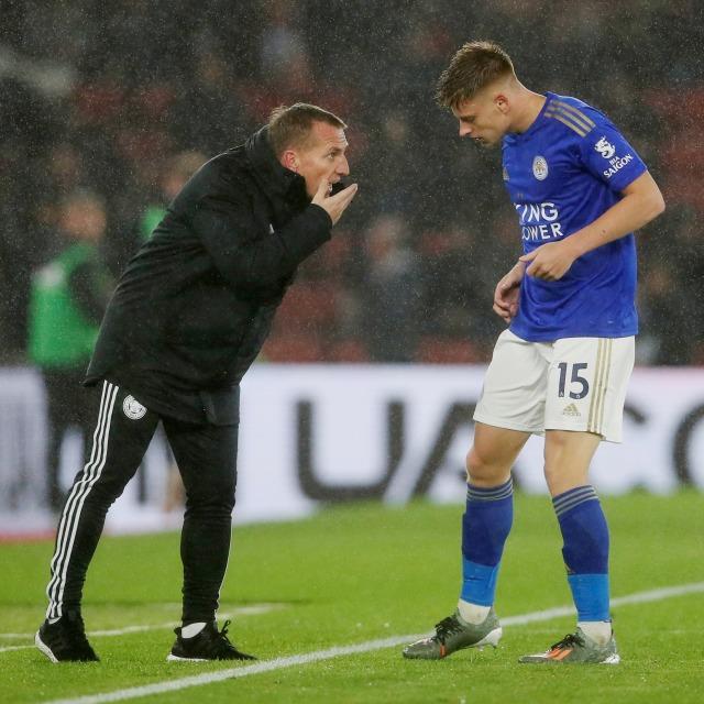 Bersama Brendan Rodgers, Leicester City Terbang Tinggi  (7483)