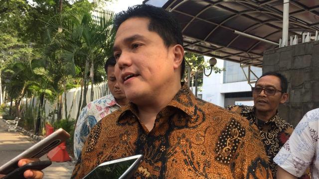 Erick Thohir Jelaskan Alasan Berhentikan Semua Deputi dan Sesmen BUMN (137844)