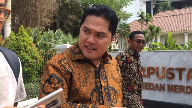 Erick Thohir Persilakan Swasta Jual Avtur, Tapi Jangan Impor (296153)