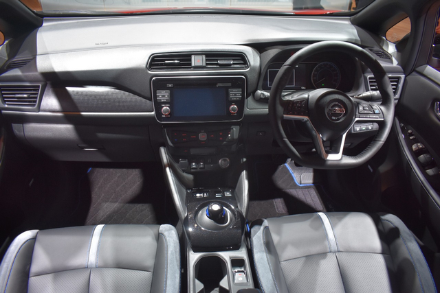Nissan LEAF Jadi Mobil Listrik Termurah di Indonesia, Harga Mulai Rp 649 Juta (63235)