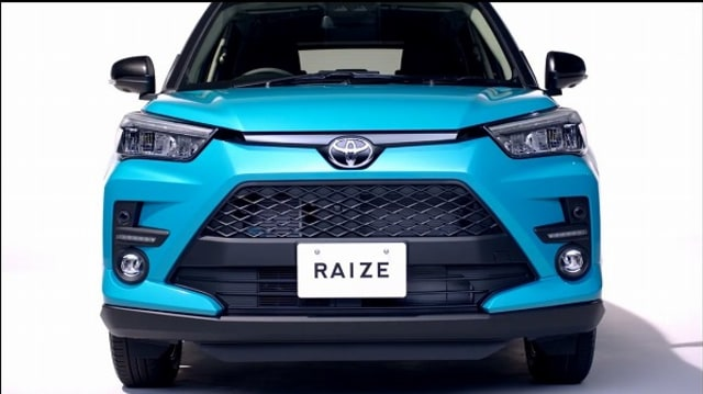 Terkuak, Ini Wujud Toyota Raize Kembaran Daihatsu Rocky (86703)