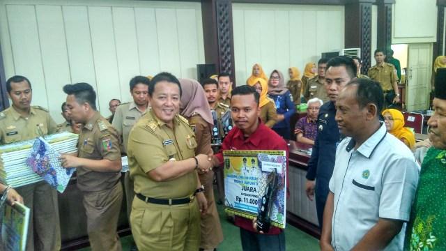 Buka Rakor DRD, Gubernur Lampung Minta Dukung Program Pembangunan (3282)