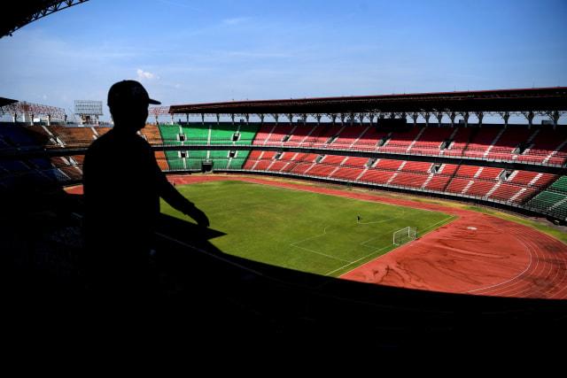 Jelang Piala Dunia U-20, Stadion GBT Masih Bau Sampah? Ini Kata Risma (37668)
