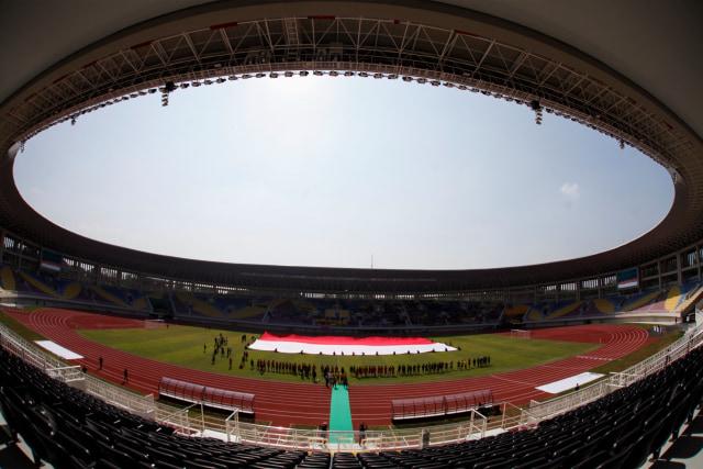 Piala Dunia U-20, Manahan, Solo