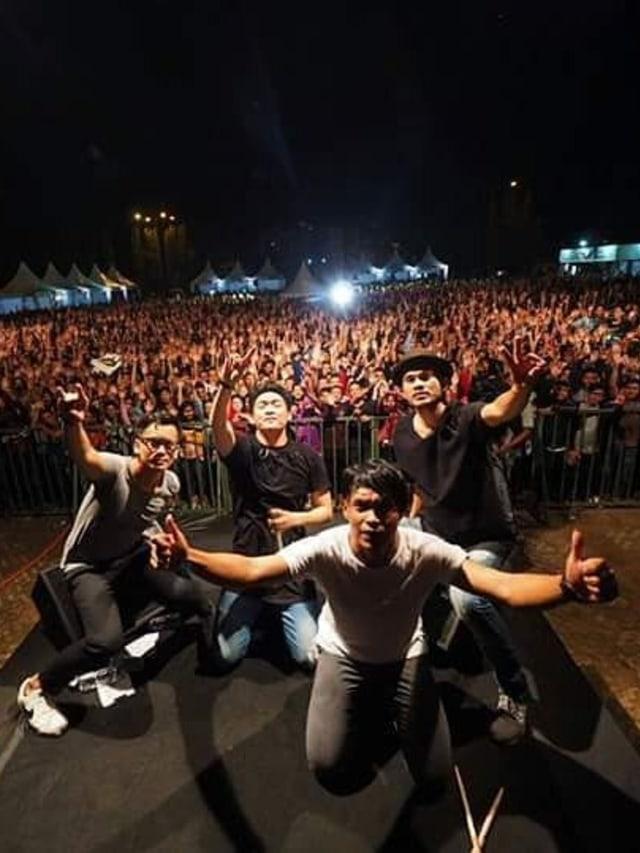 PTR, Grup Band Seventeen.