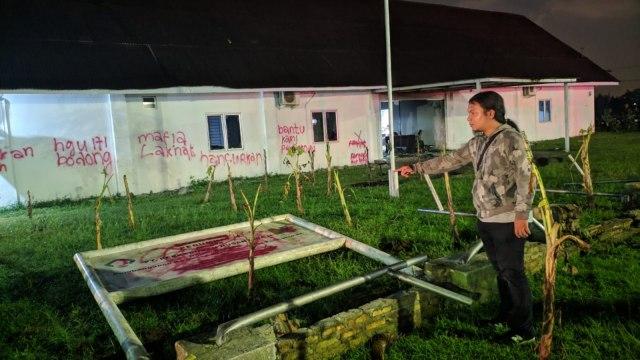 PTPN II soal Ricuh Warga di Medan: Sengketa Tanah Serahkan ke Hukum (971299)