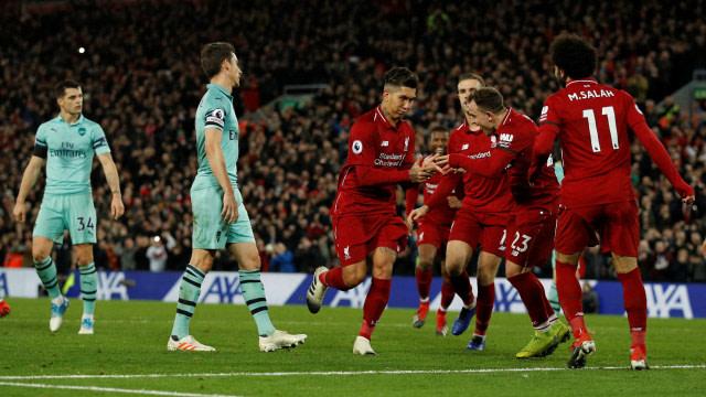 3 Fakta dan Data Jelang Laga Liverpool vs Arsenal dalam Carabao Cup  (672)