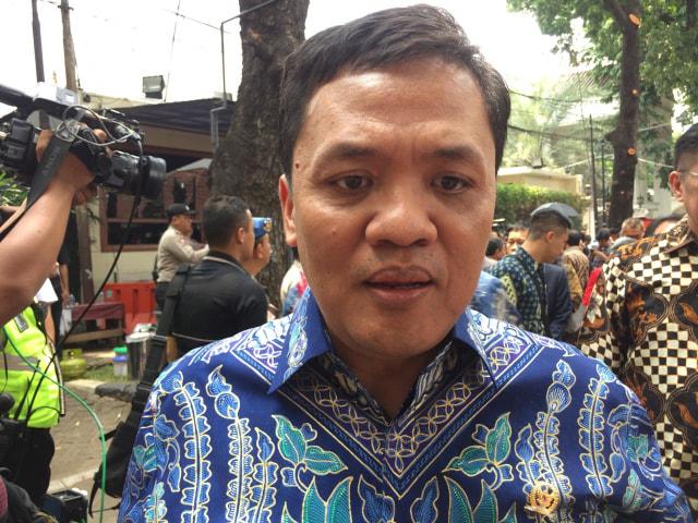 Anggota DPR Komisi III Habiburokhman