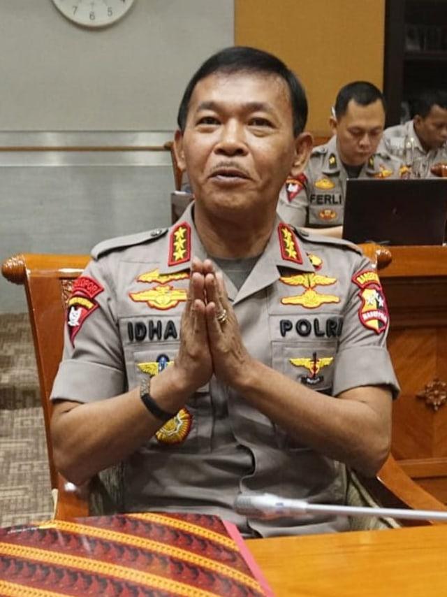 Komisi III: Idham Azis Jabat 14 Bulan, Setelah Itu Ada Kapolri Baru (37428)