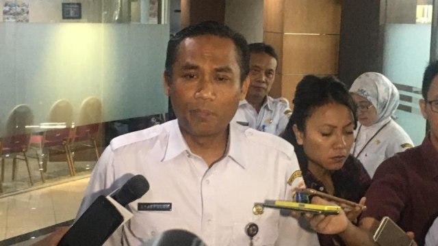 Kepala Dinas Pendidikan DKI Jakarta, Syaifullah