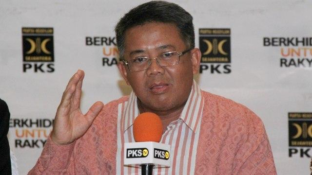 Surya Paloh ke DPP PKS